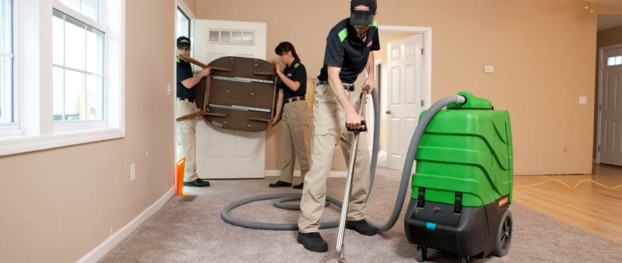Clovis, CA residential restoration cleaning